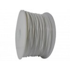 3D PRINTER FILAMENT SOLID WHITE 1.75MM ABS 1KG