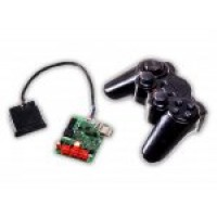 RF 2.4GHZ MULTI CHANNEL REMOTE FOR 2 DC MOTORS(20A DRIVE)