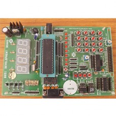 8051 DEVELOPMENT BOARD (89V51RD2)