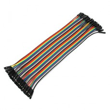 1 PIN DUAL MALE JUMPER WIRE