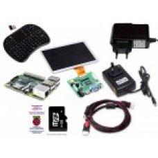 "RASPBERRY PI 3 KIT WITH 7"" LCD MONITOR + DRIVER COMPETE KIT"