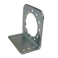 Side Shaft Motor Clamp