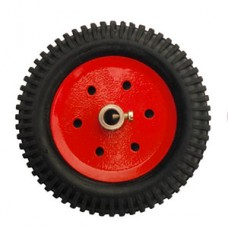 2'' Tyre + Pully 4 mm