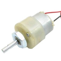 30 RPM Geared Motor