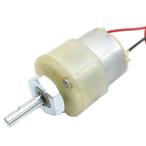 3.5 RPM Geared Motor